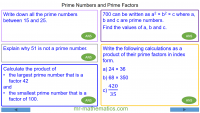 Revising Primes and Prime Factors