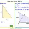 Revising Simlar Shapes