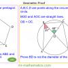 Revising Geometric Proof