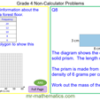 Grade 4 Non-Calculator Problems